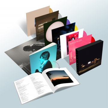 John Maus - Box Set